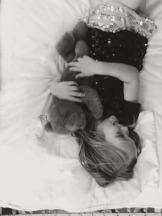 asleepb&w